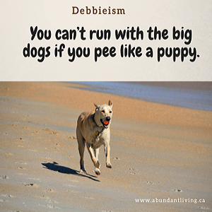 "Have You Heard of a ""Debbie-ism?"""
